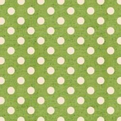 Polka Dots - Green
