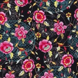 Bohemian Rose - Black Roses