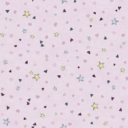 Rainbow Dreams - Tiny Stars Plum