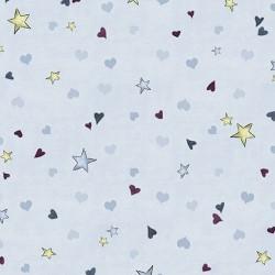 Rainbow Dreams - Tiny Stars Blue