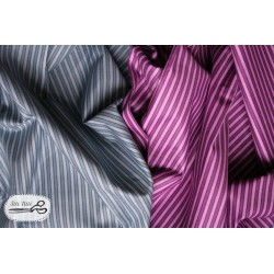 Rainbow Dreams - Stripe Plum