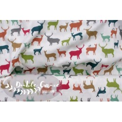 Elk Family Multi Double Gauze