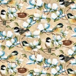 Feather Your Nest - Birds Cream