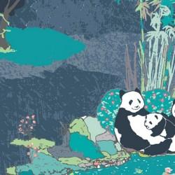Pandalicious KNIT - Pandagarden