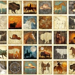 Unbridled - Picture Patches