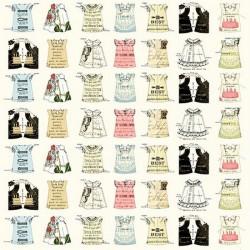 Quilting B'S - Babydoll Dress Panel