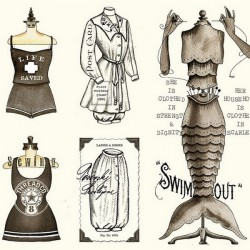 She Sews Sea Shells - Sewing Suits
