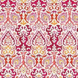 Gentle Flowers - Damask Pink