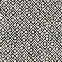 Sevenberry Kasuri - Navy Dots