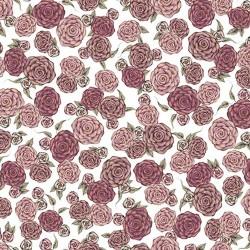 All For Love - Roses White