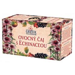 Čaj Ovocný s echinaceou