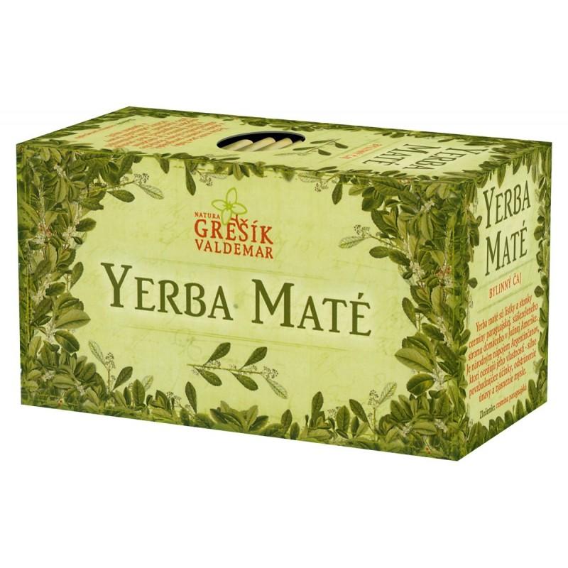 Čaj Yerba Maté