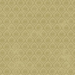 Birds of a Feather - Damask Olive