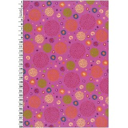 Ashtyn - Circles Purple