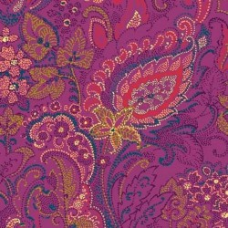 Ashtyn - Paisley Purple