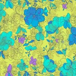 Hayden - Floral Green