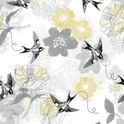 Marbella - Birds & Flowers