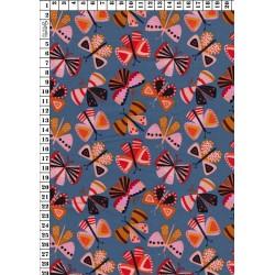 Fabulous Corduroy - Butterflies