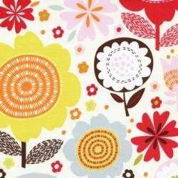 Ivory Flowers