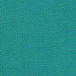 Dots Metallic - Turquoise