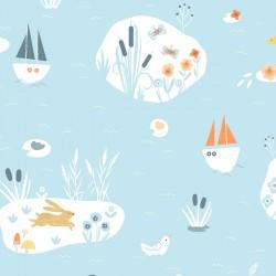 Pond Life - Island