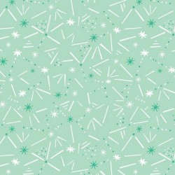 Ditsies - Stars Mint
