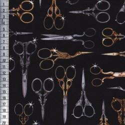 Thimble Pleasures - Scissors Black