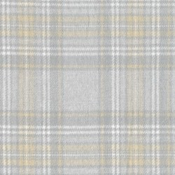 Flannel Plaid - Silver