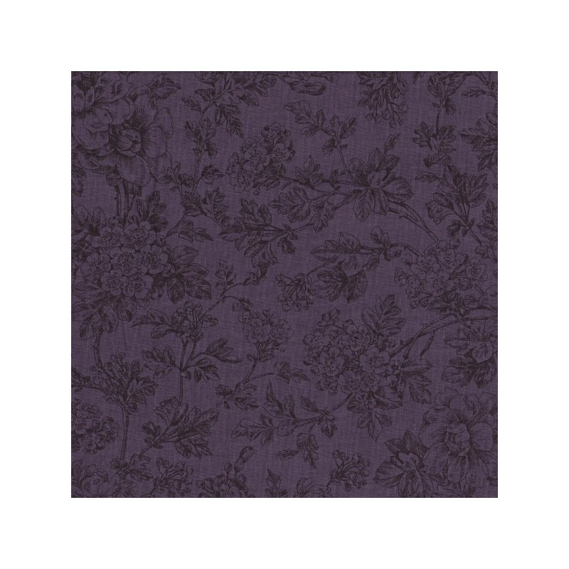 Elle - French Gray Toile