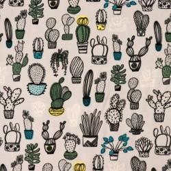Jersey - Kaktusy Šedé