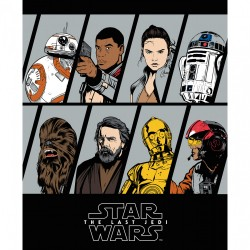 Star Wars - Panel (90 cm)