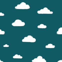 MinLilla - Clouds Petrol*