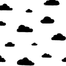 MinLilla - Clouds B&W*
