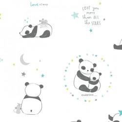 Wide Awake Flanel - Panda...