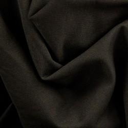 Teplákovina Nepočesaná - Černá
