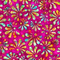 Radiance - Floral Fuchsia