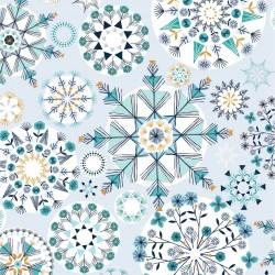 Skogen - Snowflakes Large