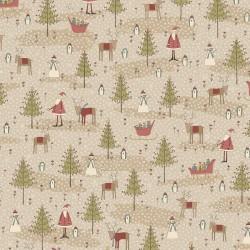 Winter Wonderland - Taupe