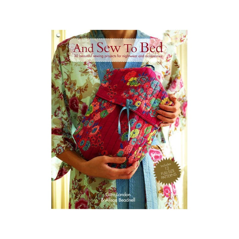 And Sew To Bed