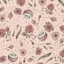 Curiosity - Floral Rose
