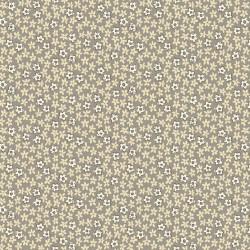 Tealicious - Mini Daisies Gray