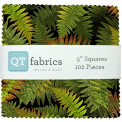 "Open Air - 5"" Squares (102ks)"