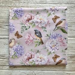 JERSEY Birds & Flowers