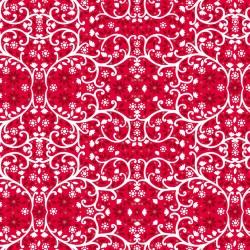 Starlit Hollow Red - Filigree