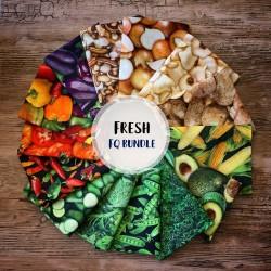 Fresh - Vegetable FQ (14ks)