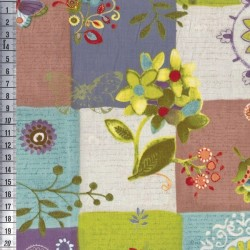 Bohemian Chic - Patchwork
